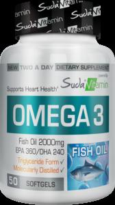 Omega 3 (50 Kapsül)