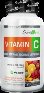 Vitamin C (120 Kapsül)