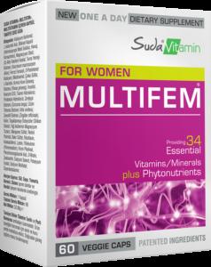 Multifem (60 Kapsül)
