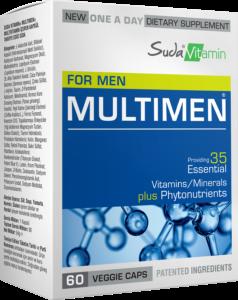 Multimen (60 Kapsül)