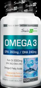 Omega 3 (100 Kapsül)